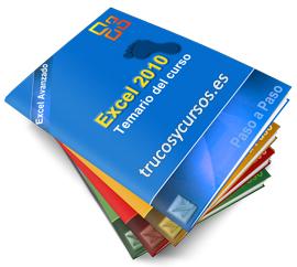 Temarios de los curos Excel